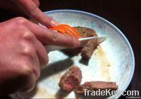 Plastic Knife for Beef Steak