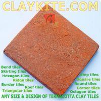 Terracotta tiles (Handmade)
