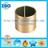 DU/DX bushing, DU Oilless Bushing, DU/DX teflon bronze harden steel bushing, Sleeve Du Bushing For Auto Parts , Carbon Steel+Bronze Powder+PTFE Teflon+Polymer Bush, Self-lubricated PAP PAF P10 P20 SF1 SF-1 DU Sleeve Bushing