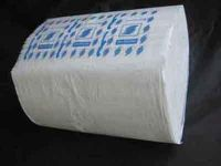 V-folded towel papers