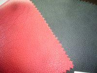 Flocked imitation leather