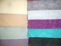 tricoted flocking fabric