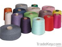 Cotton & Polyester Blended Yarn