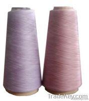 Slub Yarn & Buttons Yarn