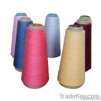 viscose(rayon), nylon and wool blended yarn
