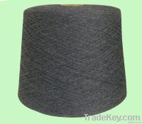Bamboo carbon blended yarn