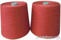 Nylon blended yarn