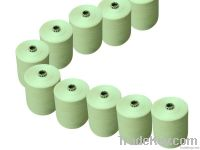 Spun silk blended yarn