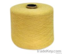 Corn fibre blended yarn
