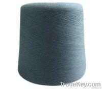 Rabbit hair blended yarn