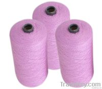 Long staple cotton yarn