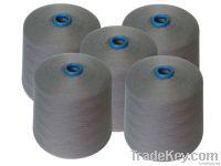 Linen blended yarn