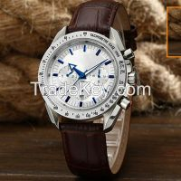 2015 hot selling autometic stainless steel case mens watch made in china