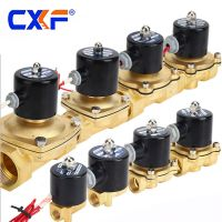 2W Series Normal Closed Pneumatic Solenoid Valve