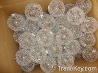 100MM GLASS SHADE FOR G9 LAMPHOLDER