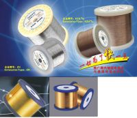 EDM brass wire, zinc coated EDM wires(MTL, low speed)