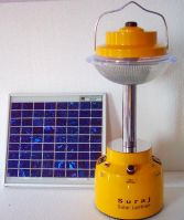 High Intensity LED based Solar Lantern 2