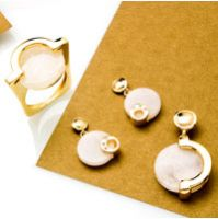gold plated and silver 925 jewelry from Brazil