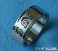 2012 New Style Titanium rings for men