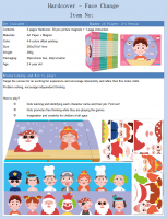 Educational toy - children's books