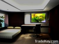 (LED FIXED FRAME LIGHT BOX ) interior use LED  light box