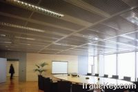 Alfa Parallel and Alfa Cross ceiling systems