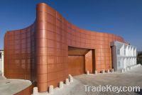 Alumetal interior/external facade