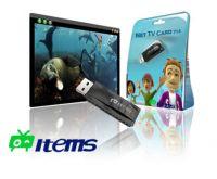 Mini USB Hybrid TV
