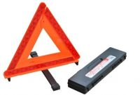 Warning Triangle Traffic Sign (With Certificate)