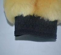 High Quality Fragment Genuine Sheepskin Wool Car Wash Mitt