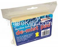 chamois car wash-chamois mist pad