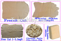 Skin Leather Chamois For Car Cleaning