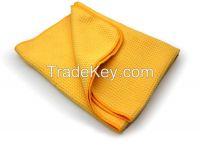 microfiber waffle drying towel