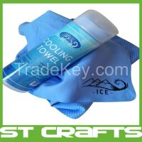 Sports Ice towel PVA Hypothermia Cooling Towel