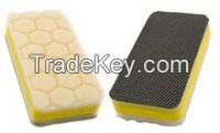 Auto washing Square Magic Clay Pad Applicator