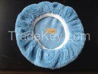 Terry Cloth Wax polishing bonnet