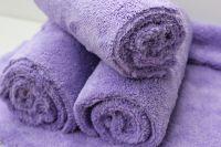 Edgeless Plush Microfiber Towel