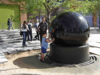 Floating Sphere Water Fountains