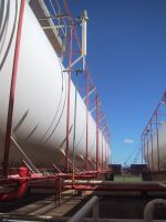 LPG Storage Tanks