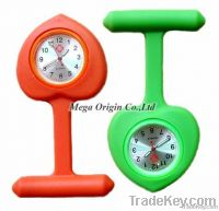 heart shape nurse fob watches
