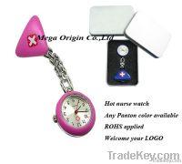 heart shape nurse fob watches