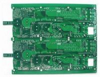 Four-layer PCB with lead-free HAL