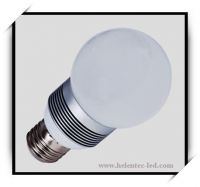 Dimmable LED global Bulb 5W