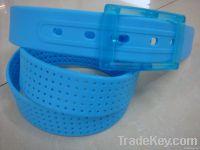 newly style silicone belt