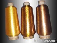 M / S / X / H Type Metallic Yarn