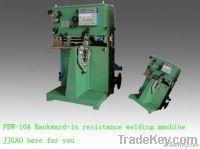 aerosol spray can making machine manufacturer/welding machine