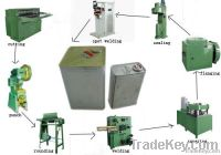 oil can making machine production line