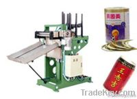 tin can making machine for food/drink