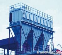 pulse bag-type dust collector