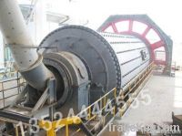 cement plant ball mill